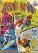 Heróis Da TV Nº 58 (2ª Série) C/ Página Do Dicionário Marvel