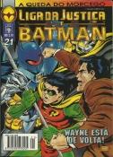 Liga Da Justiça E Batman Nº 21