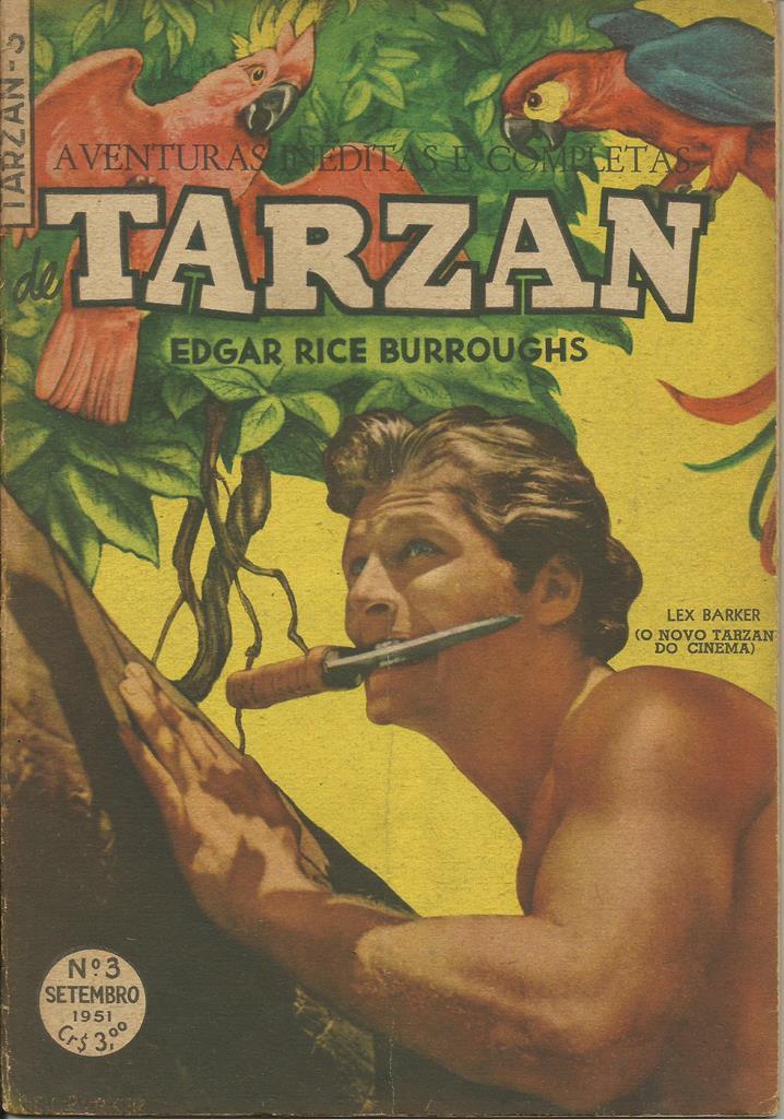 Tarzan Nº 3 (1ª Série)
