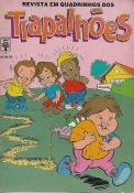 Revista Em Quadrinhos Dos Trapalhões Nº 7