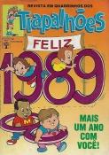 Revista Em Quadrinhos Dos Trapalhões Nº 12