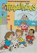 Revista Em Quadrinhos Dos Trapalhões Nº 13