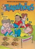 Revista Em Quadrinhos Dos Trapalhões Nº 16