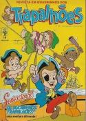 Revista Em Quadrinhos Dos Trapalhões Nº 18