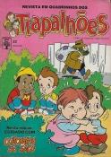 Revista Em Quadrinhos Dos Trapalhões Nº 22