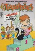 Revista Em Quadrinhos Dos Trapalhões Nº 23