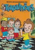 Revista Em Quadrinhos Dos Trapalhões Nº 24
