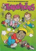 Revista Em Quadrinhos Dos Trapalhões Nº 25