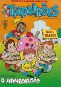 Revista Em Quadrinhos Dos Trapalhões Nº 29