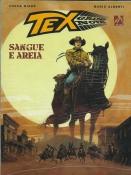 Tex Graphic Novel Nº 7 - Sangue E Areia