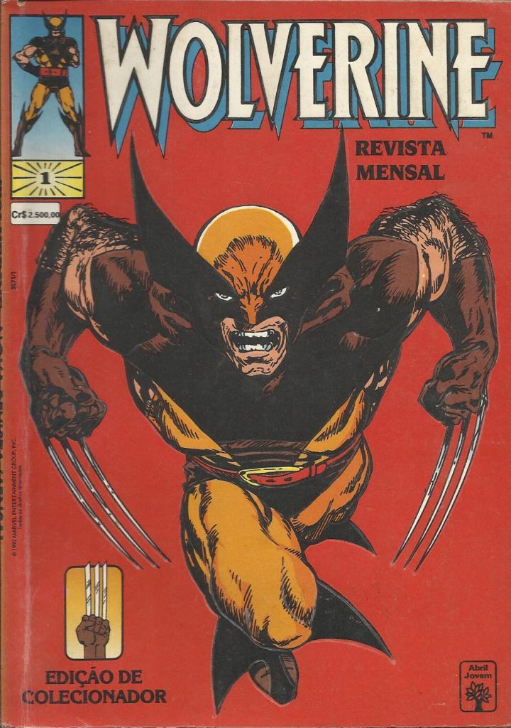 Wolverine Nº 1