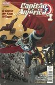 Capitão América N° 1 (1ª Série)
