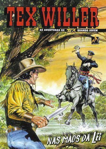Tex Willer Nº 23