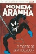 Coleção Definitiva Do Homem-Aranha Nº 8 A Morte De Jean Dewolff