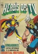 Heróis Da TV Nº 85 (2ª Série)