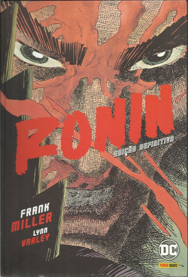 Ronin Frank Miller - Edição Definitiva