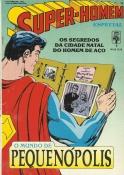 Super-Homem Especial Nº 3 - O Mundo De Pequenópolis