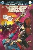 Liga Da Justiça Da América Nº 7
