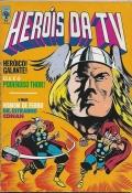 Heróis Da TV Nº 62 (2ª Série) C/ Página Do Dicionário Marvel