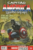 Capitão América & Gavião Arqueiro Nº 4