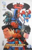 Superman E Batman Nº 32