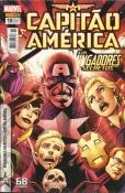 Capitão América & Os Vingadores Secretos Nº 19