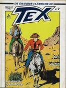 Os Grandes Clássicos De Tex Nº 7