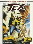Os Grandes Clássicos De Tex Nº 12