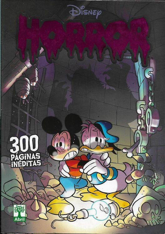 Horror - Disney Temático