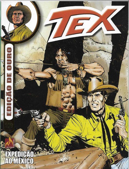 Tex Edição De Ouro Nº 109