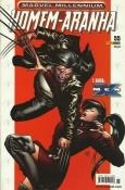 Marvel Millennium Homem-aranha Nº 55