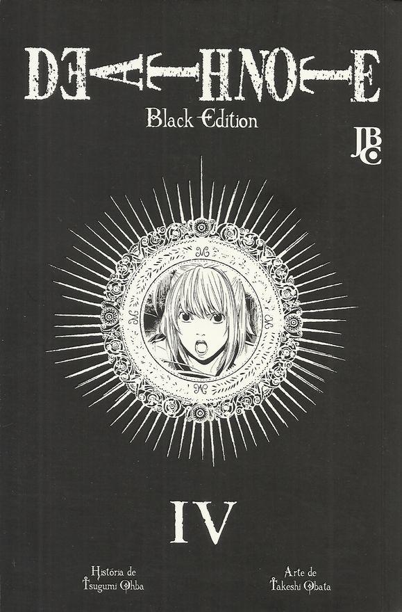 Death Note Black Edition Nº 4