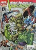 Geração Marvel - Vingadores Nº 2