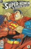 Super-homem O Homem De Aço Nº 12