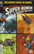 Super-homem O Homem De Aço Nº 13