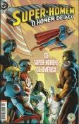 Super-homem O Homem De Aço Nº 14
