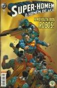 Super-homem O Homem De Aço Nº 16