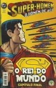 Super-homem O Homem De Aço Nº 17