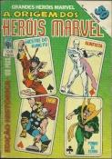 Grandes Heróis Marvel Nº 3 (1ª Série)