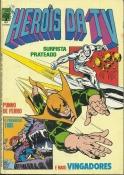 Heróis Da TV Nº 63 (2ª Série) C/ Página 131/132 Do Dicionário Marvel