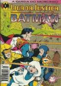 Liga Da Justiça E Batman Nº 4