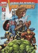 Geração Marvel - Vingadores Nº 4