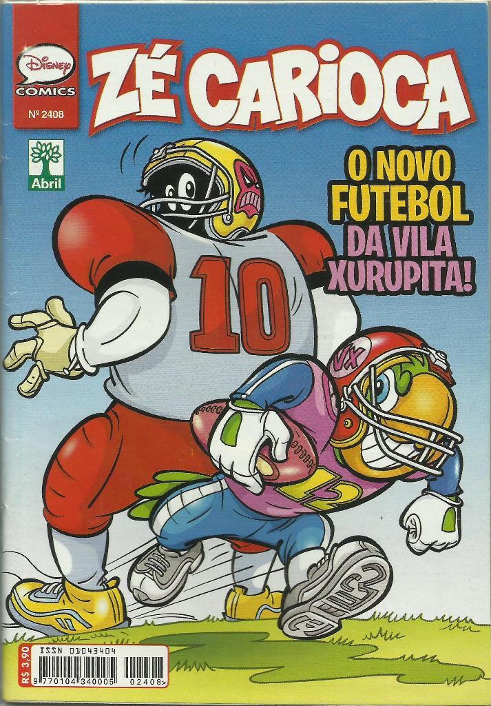 Zé Carioca Nº 2408