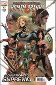 Marvel Millennium Homem-aranha Nº 77