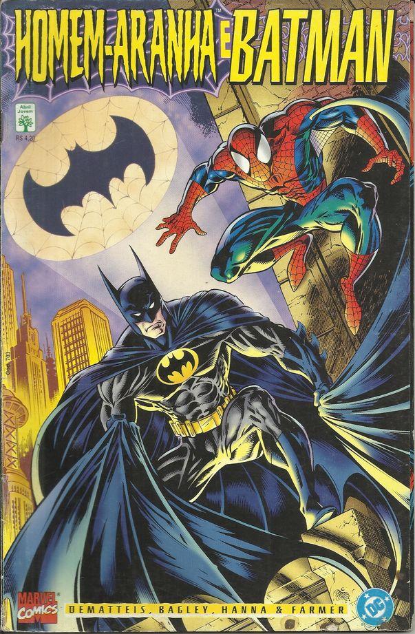 Homem-Aranha E Batman - Edição Especial