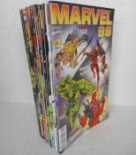 Marvel 99 - Coleção Completa 12 Edições