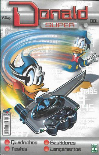Donald Super Nº 1