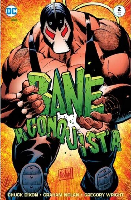 Bane: A Conquista Nº 2