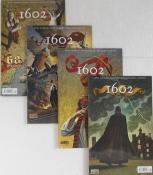 1602 - Minissérie Completa 4 Edições