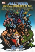 All-new Official Handbook Of The Marvel Universe Nº 1